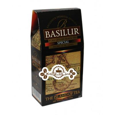 Чай BASILUR Special Особливий - Чайний Острів 100 г к / п (4792252001145)