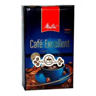Кава Melitta Cafe Excellent мелена 250 г (4002720002841)