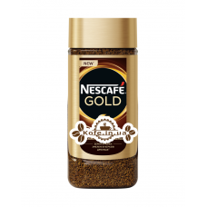 Кофе Nescafe Gold цельнозерновой растворимый 190 г ст. б. (7613035884557)