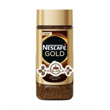 Кава Nescafe Gold цільнозернова розчинна 190 г ст. б. (7613035884557)