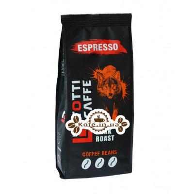 Кофе Roberto Totti Espresso зерновой 250 г (8718868256348)