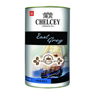 Чай CHELCEY Earl Grey Ерл Грей 100 г к / б