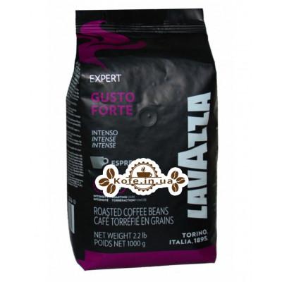 Кава Lavazza Expert Gusto Forte Intenso зернова 1 кг (80000700028685)