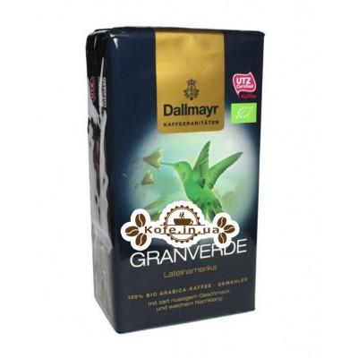 Кофе Dallmayr GRANVERDE молотый 250 г (4008167234500)
