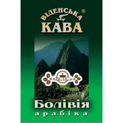 Кава Віденська Кава Арабіка Болівія зернова 500 г