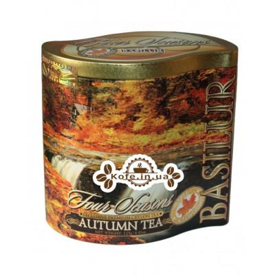 Чай BASILUR Autumn Tea Осінній - Пори Року 100 г ж / б (4792252100435)