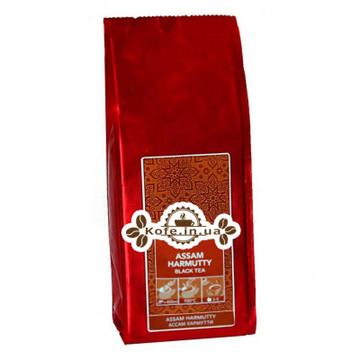 Чай Julius Meinl Assam Harmutty Ассам Хармутті 250 г (9000403826109)