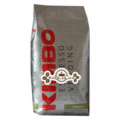 Кава KIMBO Espresso Vending Amabile зернова 1 кг (8002200140373)