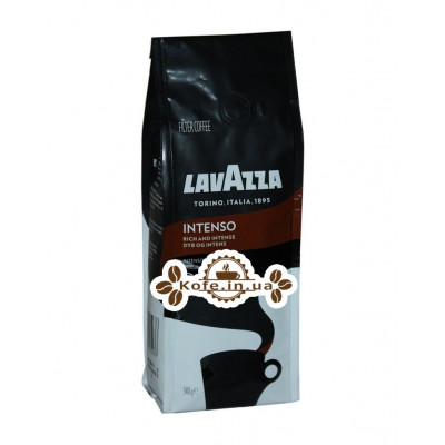 Кофе Lavazza Intenso молотый 340 г (8000070075276)