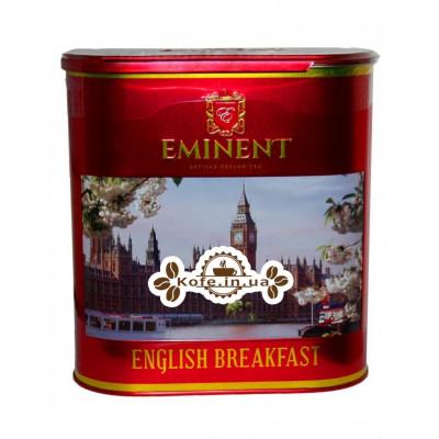Чай EMINENT English Breakfast Англійська Сніданок 400 г ж / б (4796007076624)