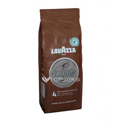 Кава Lavazza Tierra 4 мелена 250 г