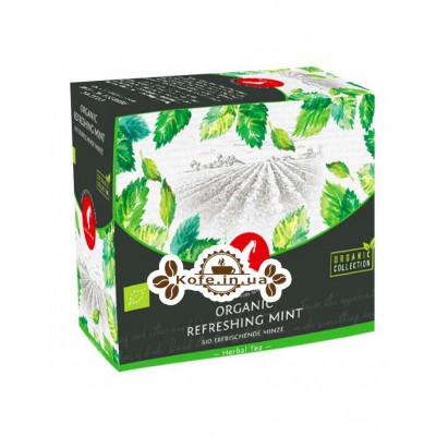 Чай Julius Meinl Bio Marrakech Mint Марокканська М'ята 20 x 2 г (9000403832636)
