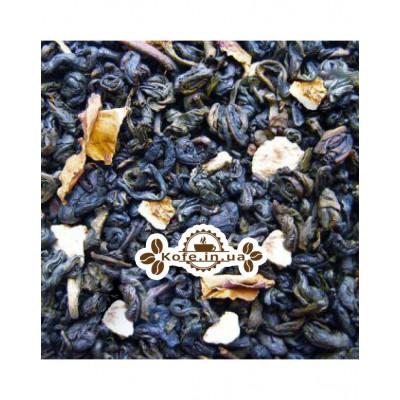 Сокровища Шейха зеленый ароматизированный чай Країна Чаювання 100 г ф/п