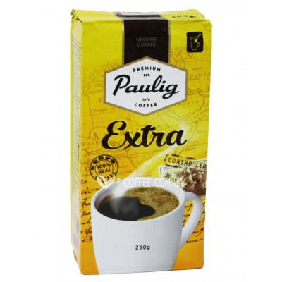 Кофе Paulig Extra молотый 250 г (6418474127484)