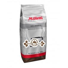 Кава Musetti 100% Arabica 1 кг зернової