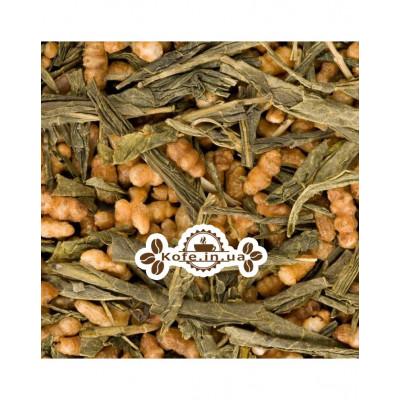 Генмайча зелений класичний чай Країна Чаювання 100 г ф / п