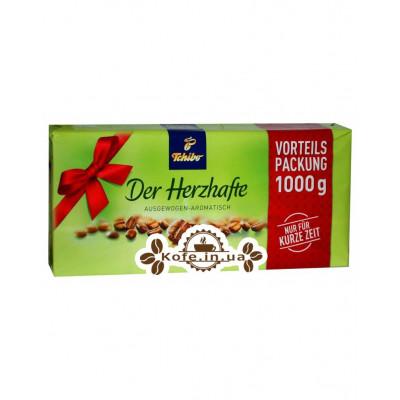 Кофе Tchibo Herzhaft Mild (Мягкое Сердце) молотый 4 х 250 г (4046234570618)