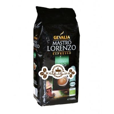 Кава GEVALIA Mastro Lorenzo Aroma Oro зернова 1 кг