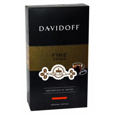 Кава Davidoff Cafe Fine Aroma мелена 250 г (4006067084140)
