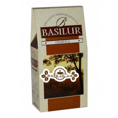 Чай BASILUR Dimbula Димбула - Лист Цейлона 100 г к/п (4792252100077)