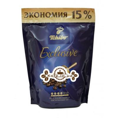 Кофе Tchibo Exclusive растворимый 150 г эконом. пак.