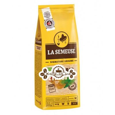 Кофе La Semeuse Ethiopie зерновой 250 г