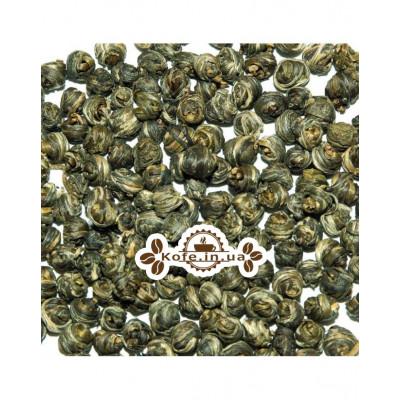 Жасминова Перлина білий елітний чай Країна Чаювання 100 г ф / п