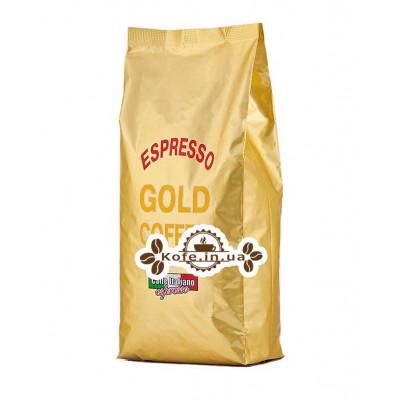 Кофе Віденська Кава Espresso Gold зерновой 1 кг