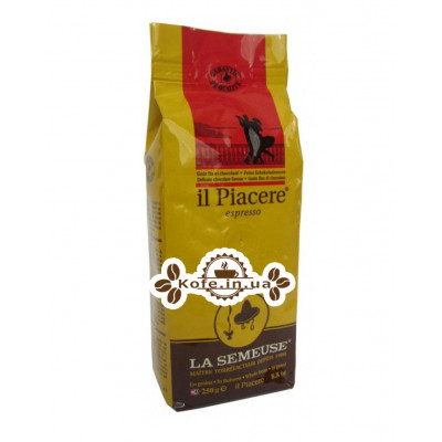 Кава La Semeuse Il Piacere зернова 1 кг