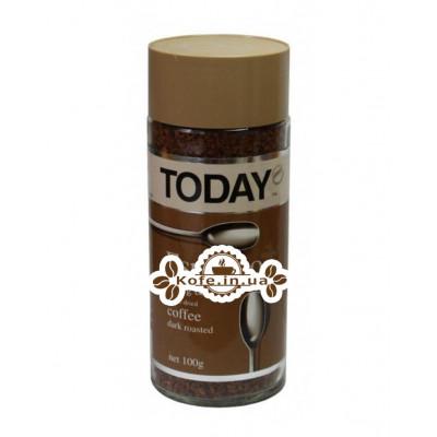 Кава Today Espresso розчинна 100 г ст. б. (5014776102047)