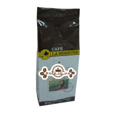 Кава La Semeuse Villarica-Nord de Lima Perou зернова 250 г