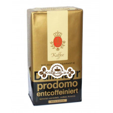 Кофе Dallmayr Prodomo Entcoffeiniert без кофеина молотый 500 г (4008167113713)