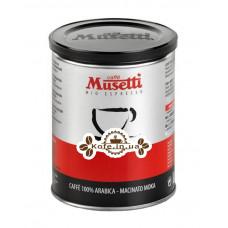 Кава Musetti Mocinato moka 250 г мелена