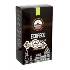 Кава ФАЙНА КАВА еспресо 100% Арабіка мелена 250 г (4820195670538)