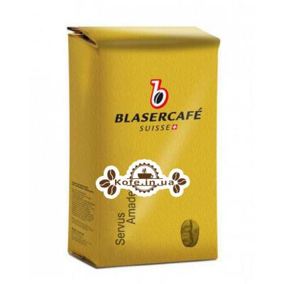 Кава Blaser Cafe Servus Amadeus зернова 250 г (7610443569069)