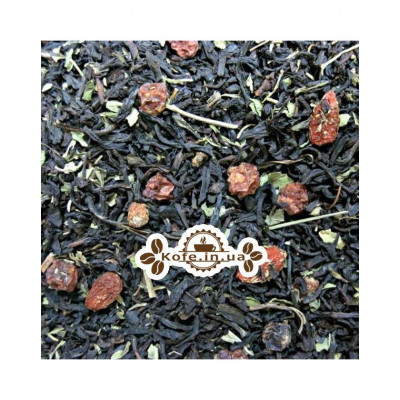 Ягода Годжи черный ароматизированный чай Чайна Країна