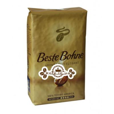 Кофе Tchibo Beste Bohne зерновой 500 г (4006067081521)