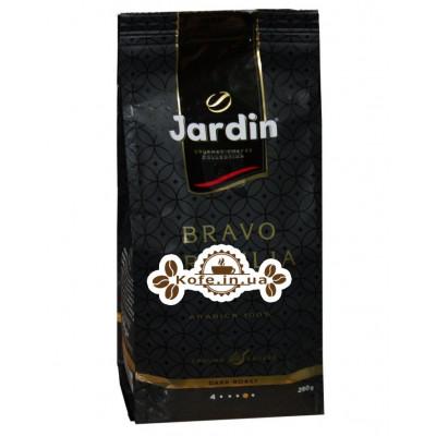 Кофе Jardin Gourmet Bravo Brazilia 100% Arabica молотый 250 г (4823096805016)