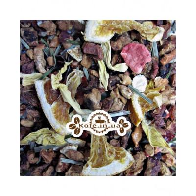 Полуниця з Ароматом Лайма фруктовий чай Чайна Країна