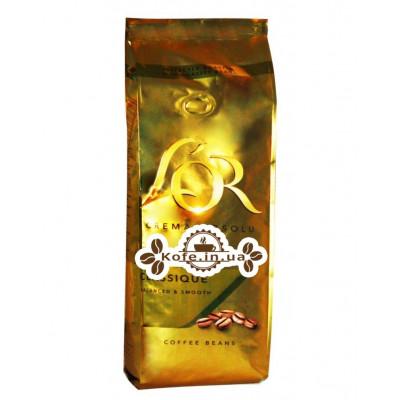 Кава L'OR Crema Absolu Classique зернова 500 г (8711000369852)
