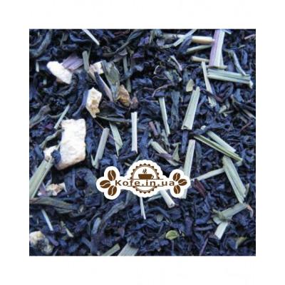 Чорний з М'ятою чорний ароматизований чай Чайна Країна