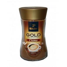 Кофе Tchibo Gold Selection Сrema растворимый 180 г ст. б.