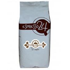 Кофе GIMOKA Espresso 24 зерновой 1 кг (8003012000640)