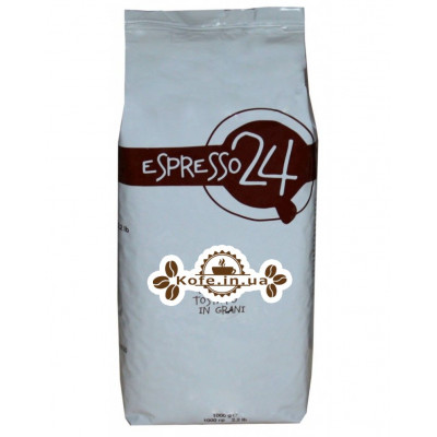 Кава GIMOKA Espresso 24 зернової 1 кг (8003012000640)