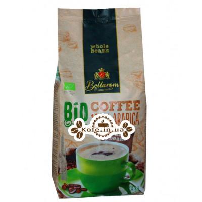 Кава Bellarom 100% Arabica Bio Organic зернова 1 кг (20454098)