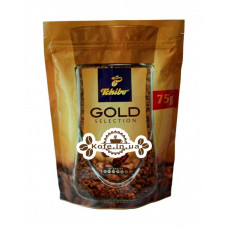 Кава Tchibo Gold Selection розчинна 75 г економ. упаковка (4046234821000)