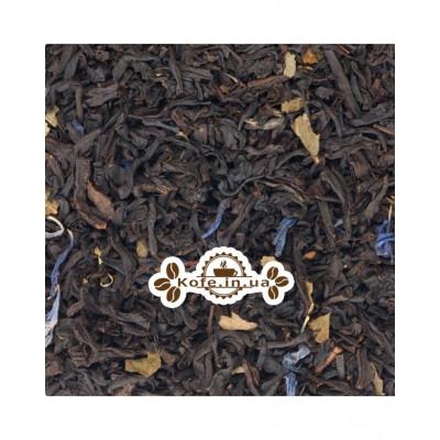 Черничный с Ароматом Йогурта черный ароматизированный чай Чайна Країна