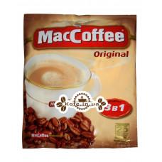 Кава MacCoffee 3в1 Original Оригінал розчинна 25 х 20 г економ.пак. (8887290101035)