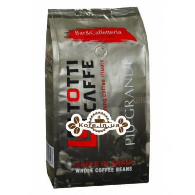 Кофе Roberto Totti Piu Grande зерновой 1 кг (4051146001327)
