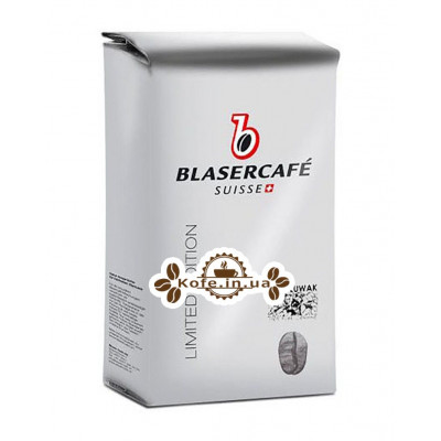 Кава Blaser Cafe Kopi Luwak зернова 250 г
